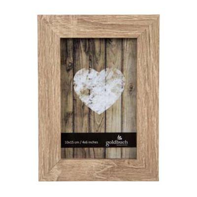 Für weitere Info hier klicken. Artikel: goldbuch Dream 10x15 Holz MDF Portraitrahmen natur