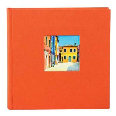 f/ür 200 Fotos 10x15 cm Einsteckalbum Bella Vista