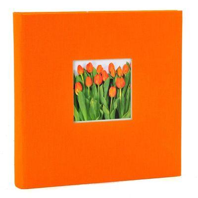 Für weitere Info hier klicken. Artikel: goldbuch Fotoalbum Bella Vista 62 Seiten orange