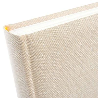 Für weitere Info hier klicken. Artikel: goldbuch Leinen Fotoalbum Summertime Trend 2 25x25/60 beige