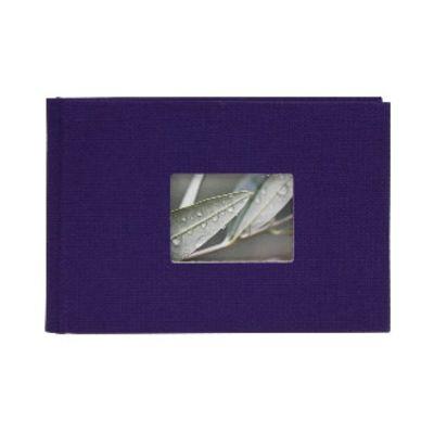 Für weitere Info hier klicken. Artikel: goldbuch Leinen Minialbum Bella Vista 10x15/12 lila