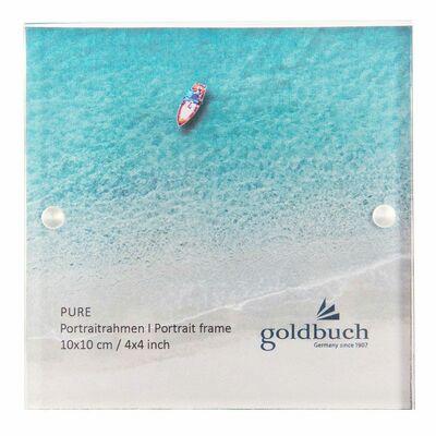 Für weitere Info hier klicken. Artikel: goldbuch Rahmen Pure 10x10 cm