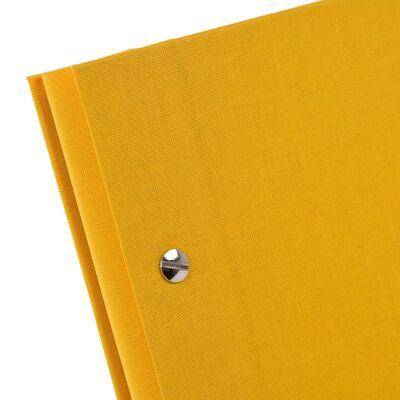 Für weitere Info hier klicken. Artikel: goldbuch Schraubalbum Bella Vista 39x31mm gelb