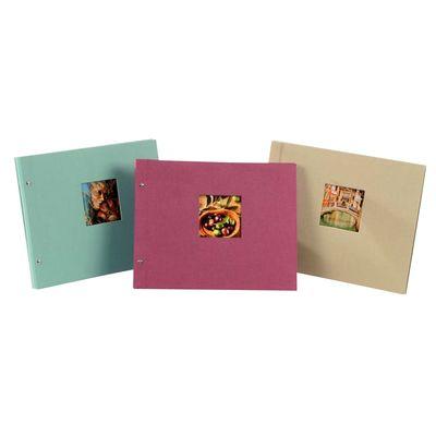 Für weitere Info hier klicken. Artikel: goldbuch Schraubalbum Bella Vista Trend 40 Blatt schwarz 39x31 SORTIERT