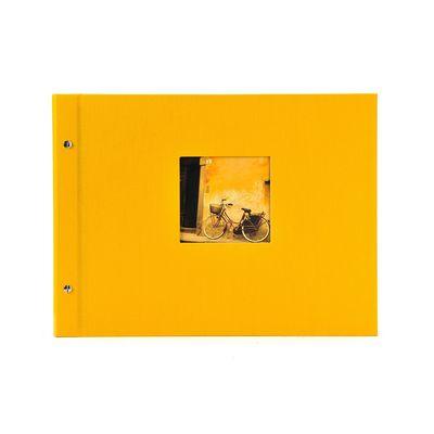 Für weitere Info hier klicken. Artikel: goldbuch Schraubalbum Bella Vista weißer Fotokarton 30x25 gelb