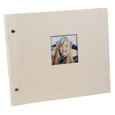 Für weitere Info hier klicken. Artikel: goldbuch Schraubalbum Chromo 39x31 40 schwarze Blätter beige