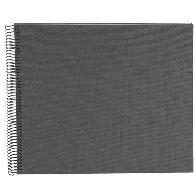 Für weitere Info hier klicken. Artikel: goldbuch Spiralalbum Bella Vista 34x30 40 weiße Seiten grau