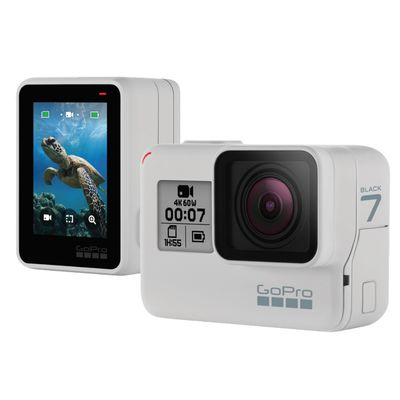 Für weitere Info hier klicken. Artikel: GoPro Hero 7 Black-Limited Edition Dusk White