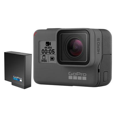Für weitere Info hier klicken. Artikel: GoPro Hero5 Black + Gopro Zusatzakku Hero 5