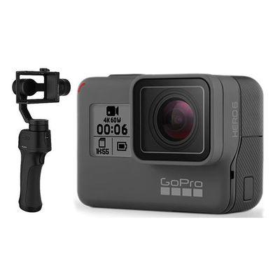 Für weitere Info hier klicken. Artikel: GoPro Hero6 + Freevision Gimbal Vilta Set