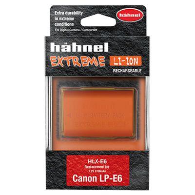 Für weitere Info hier klicken. Artikel: Hähnel Akku EXTREME LI-ION für Canon LP-E6