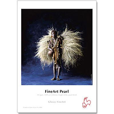Für weitere Info hier klicken. Artikel: Hahnemühle FineArt Pearl 285g A4 25Bl