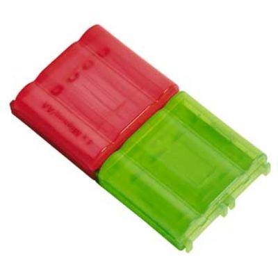 Für weitere Info hier klicken. Artikel: Hama 2 Akkuboxen für je 4x AAA/Micro- oder 4xAA/Mignon-Akkus, steckbar