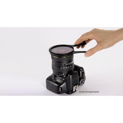 Für weitere Info hier klicken. Artikel: Hama 2 Filterklemmen, 49 - 58 mm