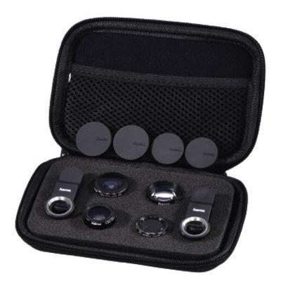 Für weitere Info hier klicken. Artikel: Hama 5in1-Objektiv-Set Uni, MC, für Smartphones und Tablets