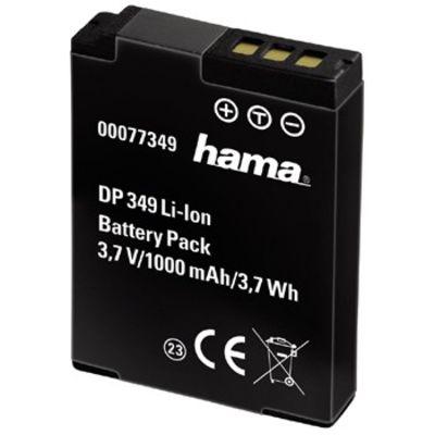 Für weitere Info hier klicken. Artikel: Hama Akku DP-349 / Nikon EN-EL12