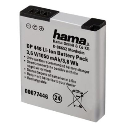Für weitere Info hier klicken. Artikel: Hama Akku DP-446 / Panasonic DWM-BCM 13