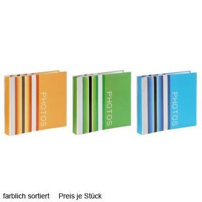 Für weitere Info hier klicken. Artikel: Hama Album Memo Stripes 10x15/200