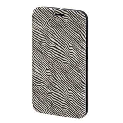 Für weitere Info hier klicken. Artikel: Hama Booklet Zebra für Samsung Galaxy S6 Edge schwarz-weiß