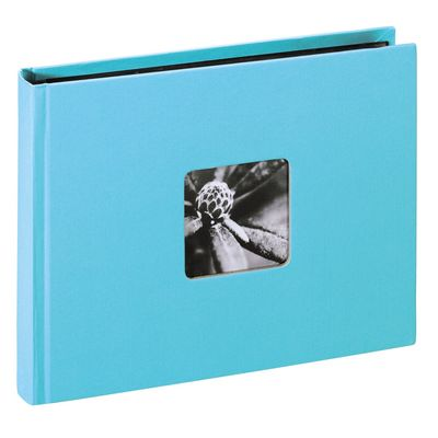 Für weitere Info hier klicken. Artikel: Hama Buch-Album Fine Art, 22x17 cm, 50 schwarze Seiten türkis