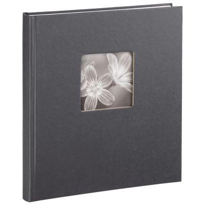 Für weitere Info hier klicken. Artikel: Hama Buch-Album Fine Art, 29 x 32 cm, 50 weiße Seiten grau