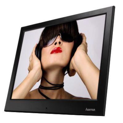 Für weitere Info hier klicken. Artikel: Hama Digitaler Bilderrahmen 10SLB, 25,40 cm (10,0), Slim
