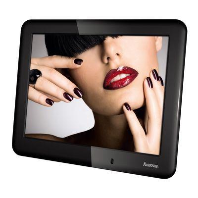 Für weitere Info hier klicken. Artikel: Hama Digitaler Bilderrahmen 8USLB, 20,32 cm (8,0), Ultra-Slim, Schwarz