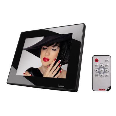 Für weitere Info hier klicken. Artikel: Hama Digitaler Bilderrahmen Premium DPF-121SL B Acryl, schwarz