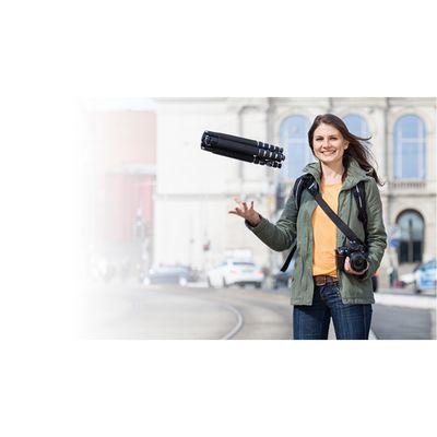 Für weitere Info hier klicken. Artikel: Hama Dreibeinstativ Professional Premium Duo Carbon, 153 Ball
