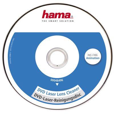 Für weitere Info hier klicken. Artikel: Hama DVD Laserreinigungsdisc