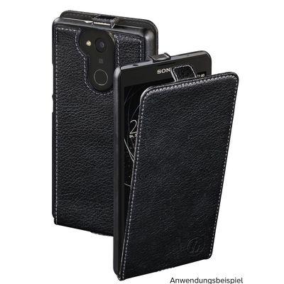 """Für weitere Info hier klicken. Artikel: Hama Flap-Tasche """"Smart Case"""" für Sony Xperia XA2"""