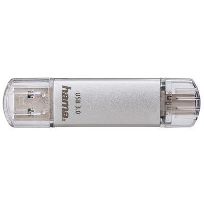 Für weitere Info hier klicken. Artikel: Hama FlashPen C-Laeta, Type-C USB 3.1/USB 3.0, 40 MB/s silber 16 GB