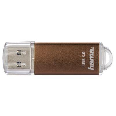 Für weitere Info hier klicken. Artikel: Hama FlashPen Laeta, USB 2.0, 10 MB/s braun 32 GB
