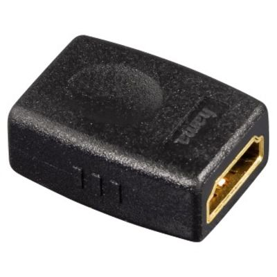 Für weitere Info hier klicken. Artikel: Hama HDMI-Kompaktadapter Kupplung-Kup plung