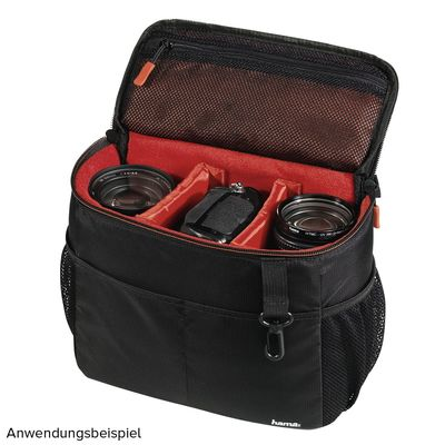 Für weitere Info hier klicken. Artikel: Hama Kamera-Innentasche Fancy, 140