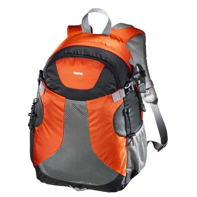 Für weitere Info hier klicken. Artikel: Hama Kamera-Rucksack Bormio 140 Orange Schwarz
