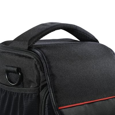 Für weitere Info hier klicken. Artikel: Hama Kameratasche Monterey, 130 schwarz