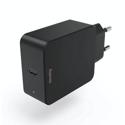 Für weitere Info hier klicken. Artikel: Hama Ladegerät, Power Delivery (PD)/Qualcomm, 18 Watt schwarz