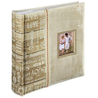 Für weitere Info hier klicken. Artikel: Hama Memo-Album Happy, für 200 Fotos im Format 10x15 cm