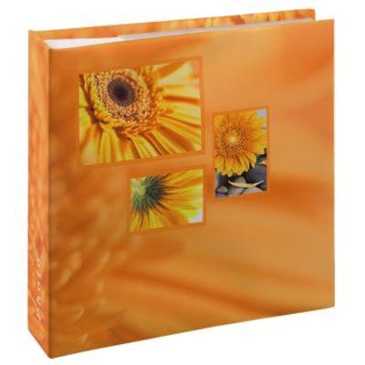 Für weitere Info hier klicken. Artikel: Hama Memoalbum Singo orange