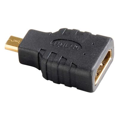 Für weitere Info hier klicken. Artikel: Hama Micro-HDMI-Adapter, Micro-HDMI-Stecker - HDMI-Kupplung