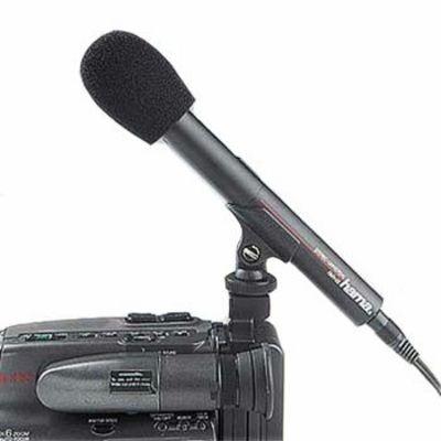 Für weitere Info hier klicken. Artikel: Hama Mikrofon RMV 02 Stereo-Universal