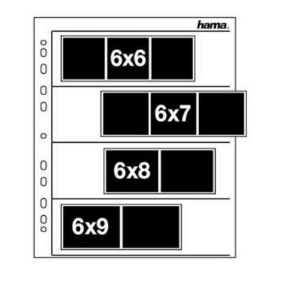 Für weitere Info hier klicken. Artikel: Hama Negativhüllen Pergamin 60mm 100 Bl.