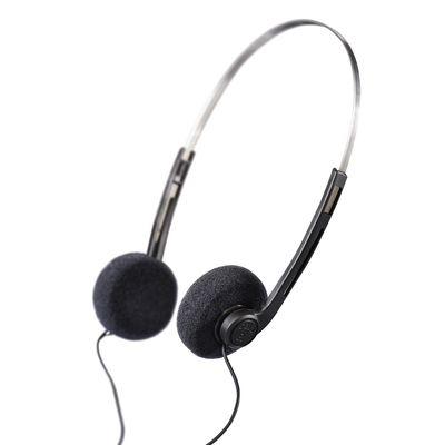 Für weitere Info hier klicken. Artikel: Hama On-Ear-Stereo-Kopfhörer Basic4Music schwarz