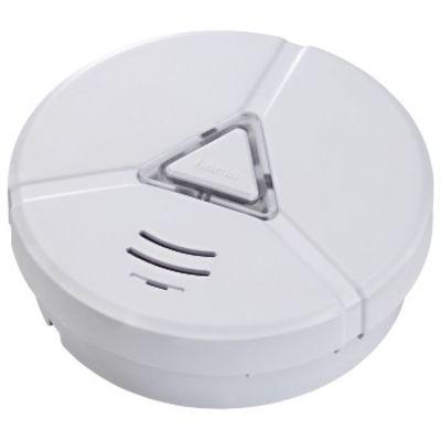 hama photoelektronischer rauchmelder hsd1 mit 10 jahres batterie 176502. Black Bedroom Furniture Sets. Home Design Ideas