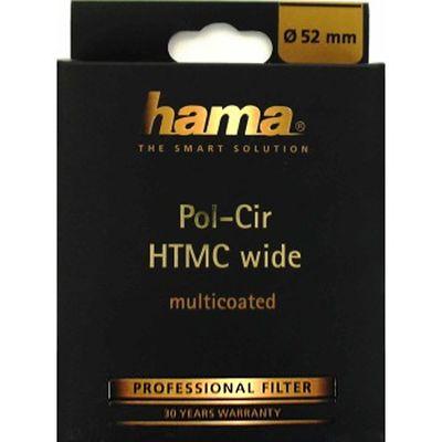 Für weitere Info hier klicken. Artikel: Hama Professional Polfilter zirkular HTMC wide E 55