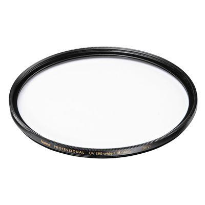 Für weitere Info hier klicken. Artikel: Hama Professional UV-Filter C18 Nano E 52