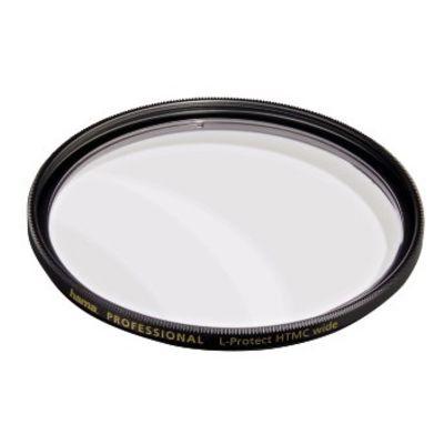 Für weitere Info hier klicken. Artikel: Hama Professional UV Filter L-Protect Wide E 43