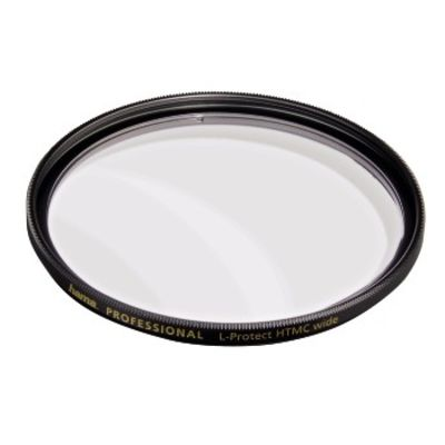 Für weitere Info hier klicken. Artikel: Hama Professional UV Filter L-Protect Wide E 82