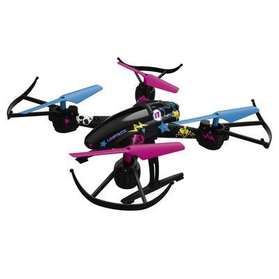 Für weitere Info hier klicken. Artikel: Hama Quadrocopter Looptastic, 6-Achsen-Gyro-Sensor (ohne Kamera)